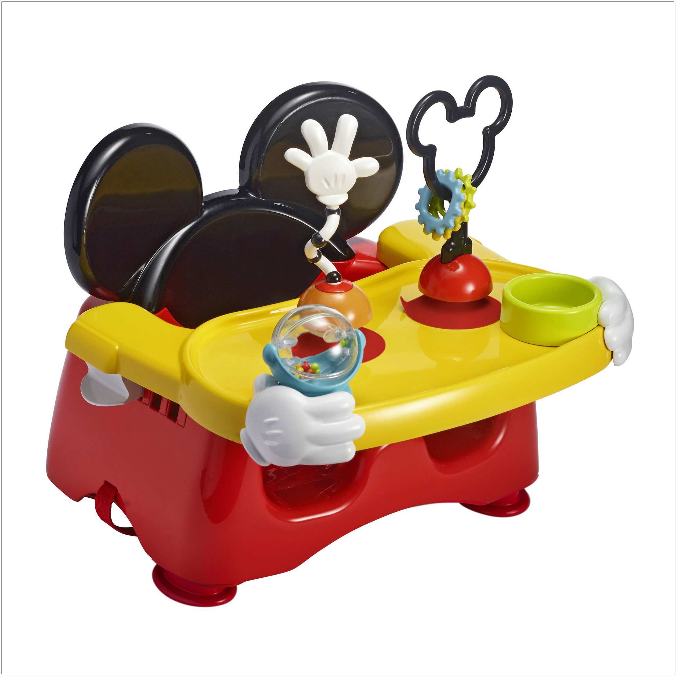 Mickey Mouse Booster High Chair