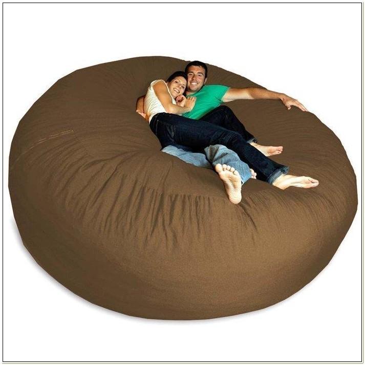 Micro Suede Giant Bean Bag Chair