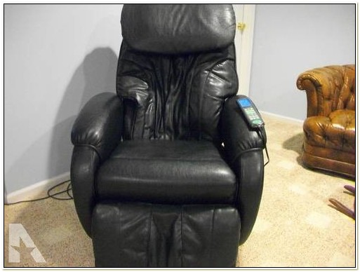 Micro Touch Inc Massage Chair