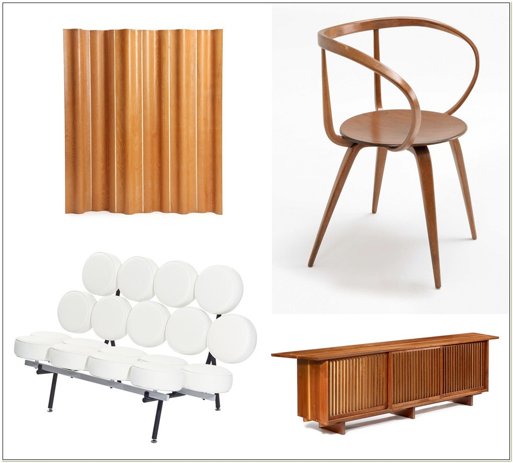 Mid Century Furniture Design Names