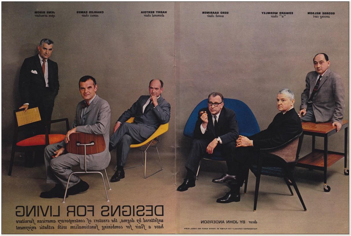 Mid Century Modern Chair Designers