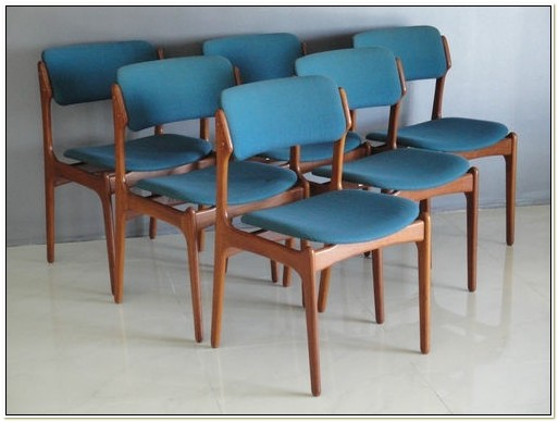 Mid Century Modern Dining Chairs Ebay