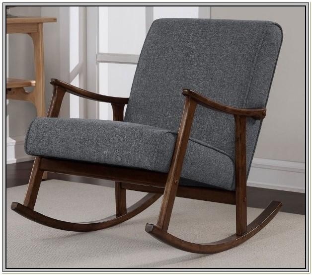 Mid Century Modern Rocking Chair Ebay