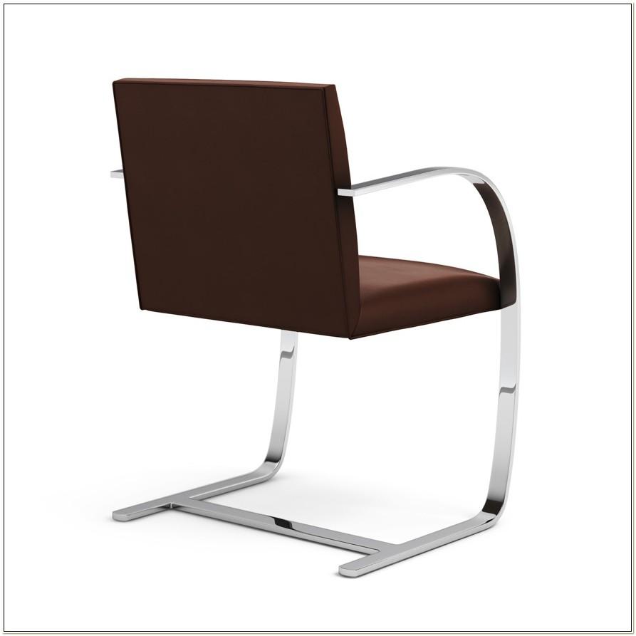 Mies Van Der Rohe Chair Brno
