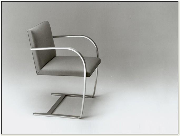 Mies Van Der Rohe Chair Knoll