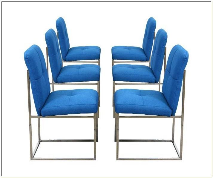 Milo Baughman Dining Chairs Ebay