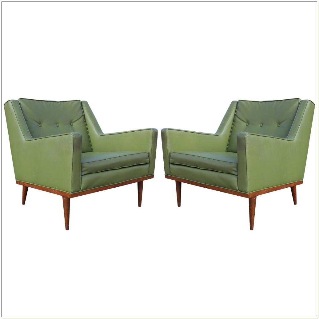 Milo Baughman Thayer Coggin Lounge Chairs