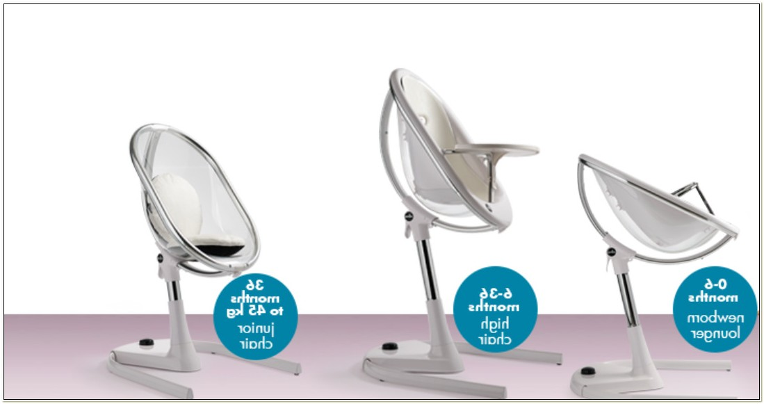 Mima Moon High Chair Australia