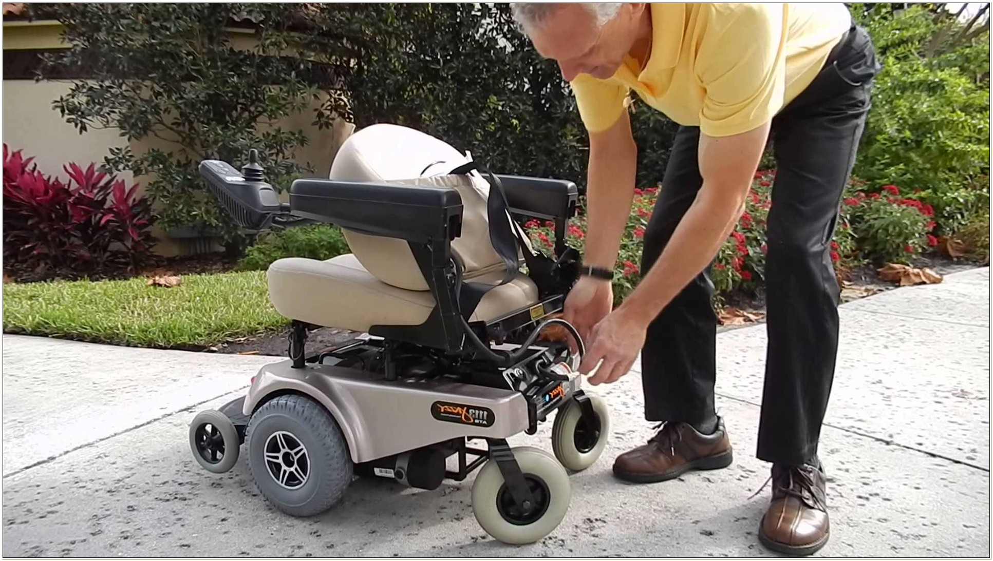 Mini Jazzy Power Chair Manual