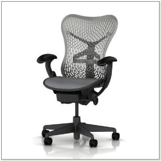 Mirra Chair Fully Adjustable By Herman Miller