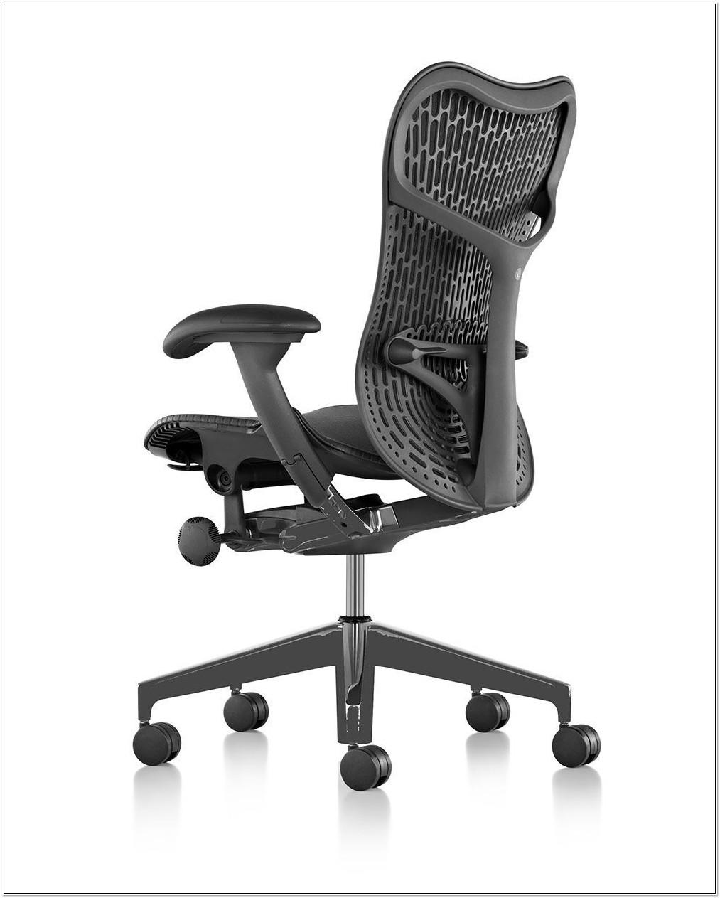 Mirra Chair Highly Adjustable By Herman Miller