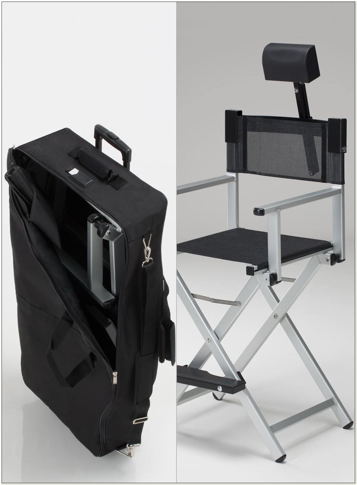 Mobile Makeup Artist Chair