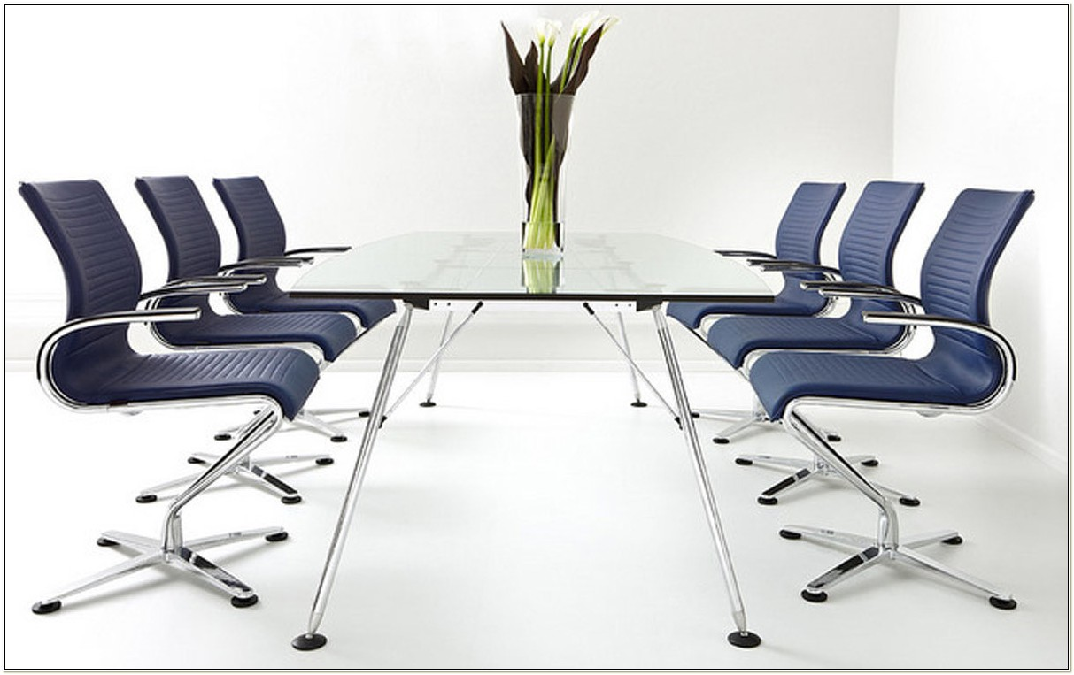 Modern Conference Room Chairs With Casters