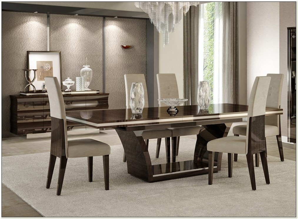 Modern Italian Dining Room Chairs