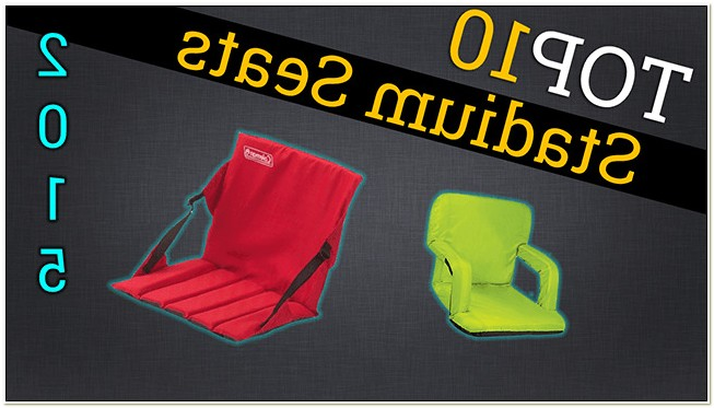 Most Comfortable Portable Stadium Seat
