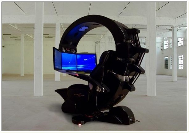 Most Expensive Pc Gaming Chair