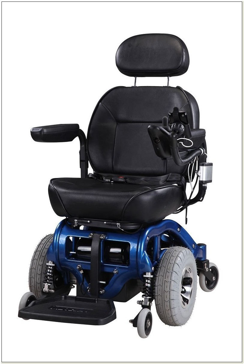 Motorized Chairs For Disabled