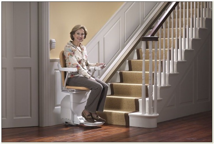 Motorized Stair Chair Lift