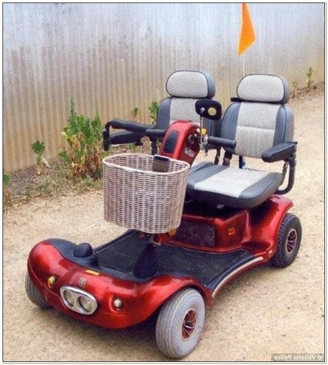Motorized Wheelchair For Elderly