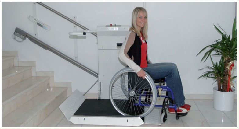 Motorized Wheelchair Lifts For Stairs