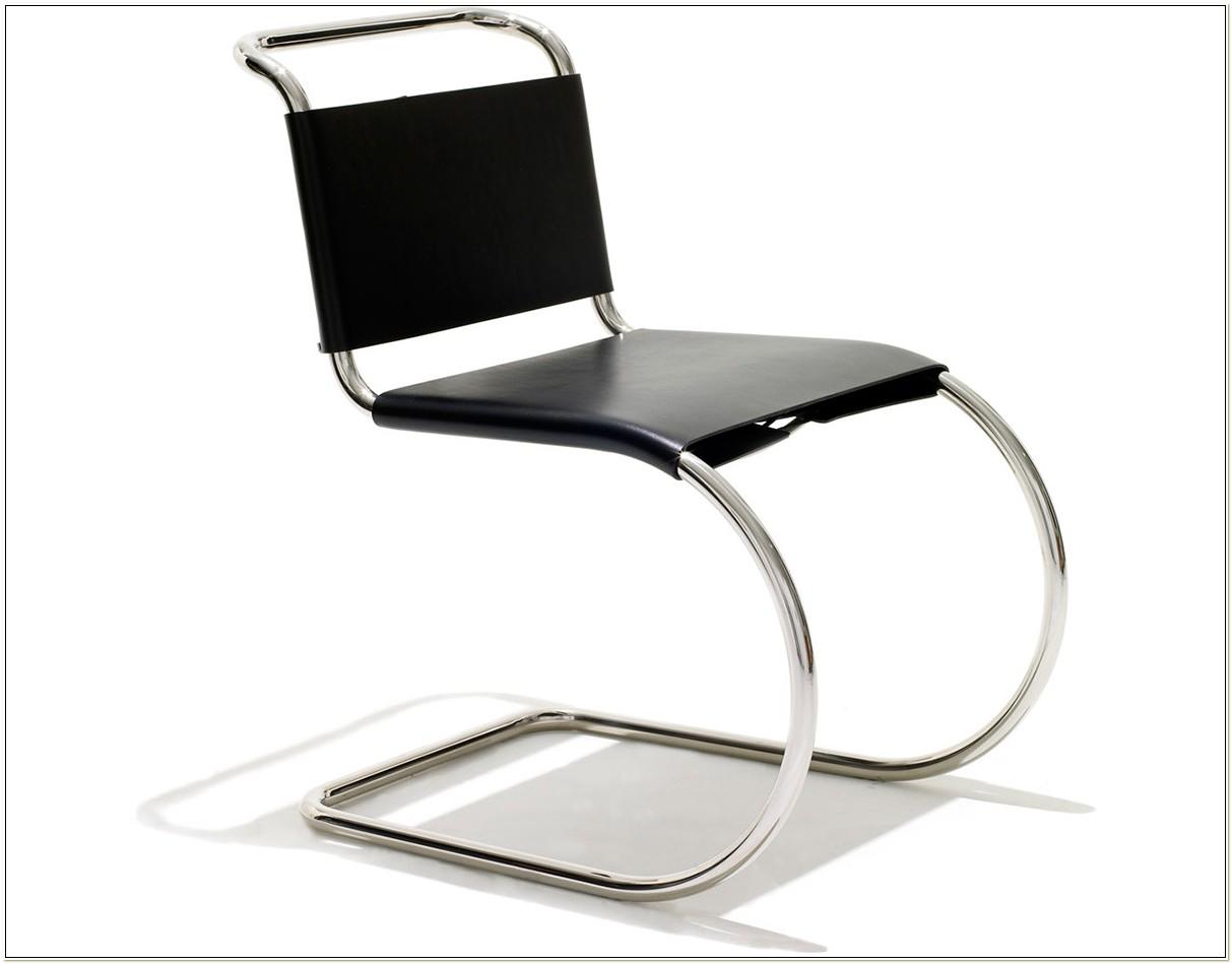 Mr Side Chair Mies Van Der Rohe