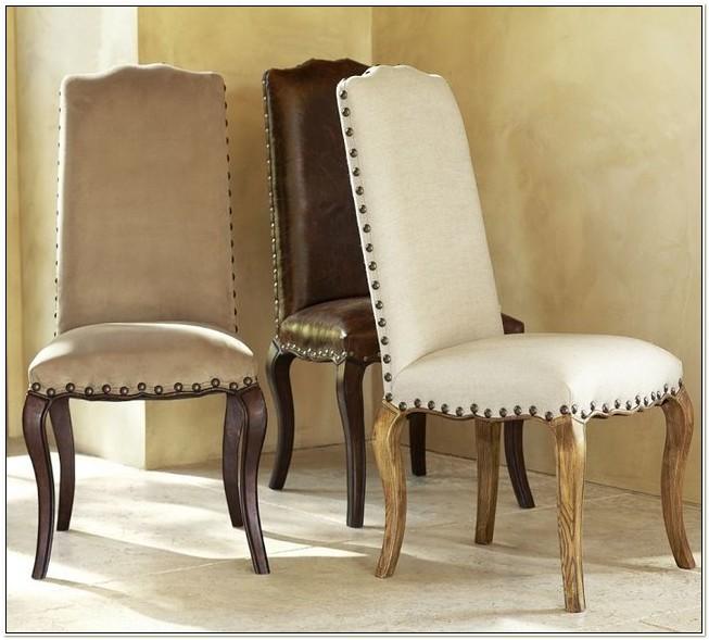 Nailhead Dining Chairs Pottery Barn