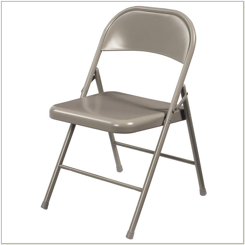 National Public Seating Commercialine Steel Folding Chair