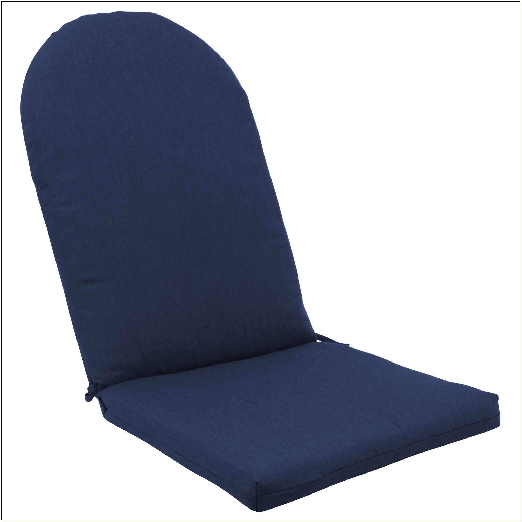 Navy Blue Adirondack Chair Cushions