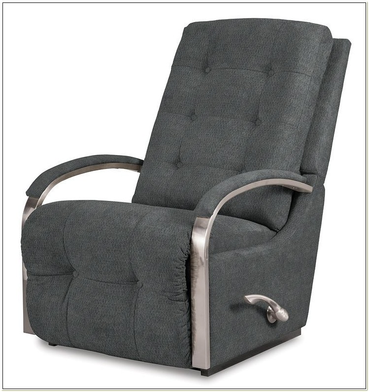Nelle Leather Swivel Glider Recliner Chair