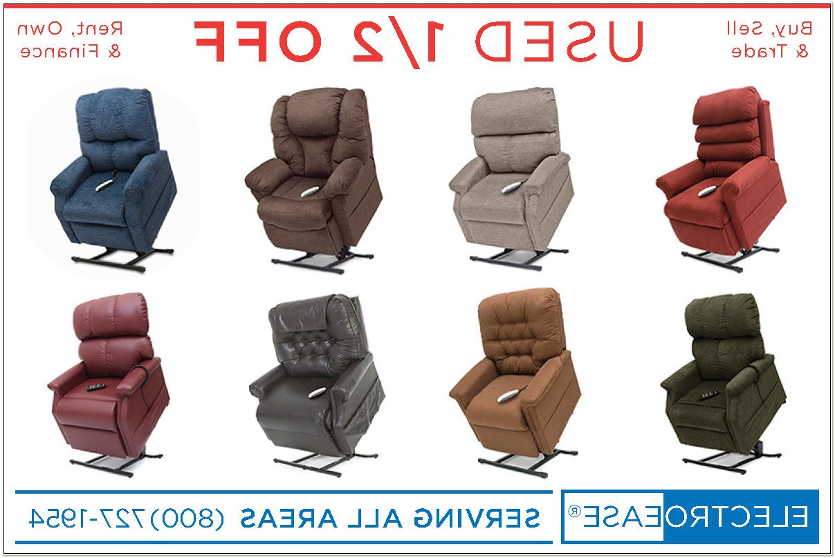 New York Electric Lift Up Recliner Chair