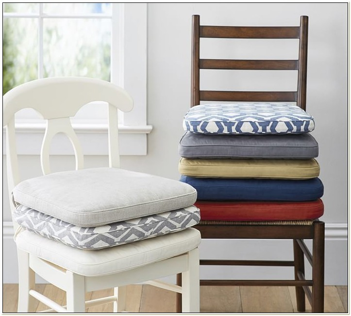 No Slip Dining Chair Cushions