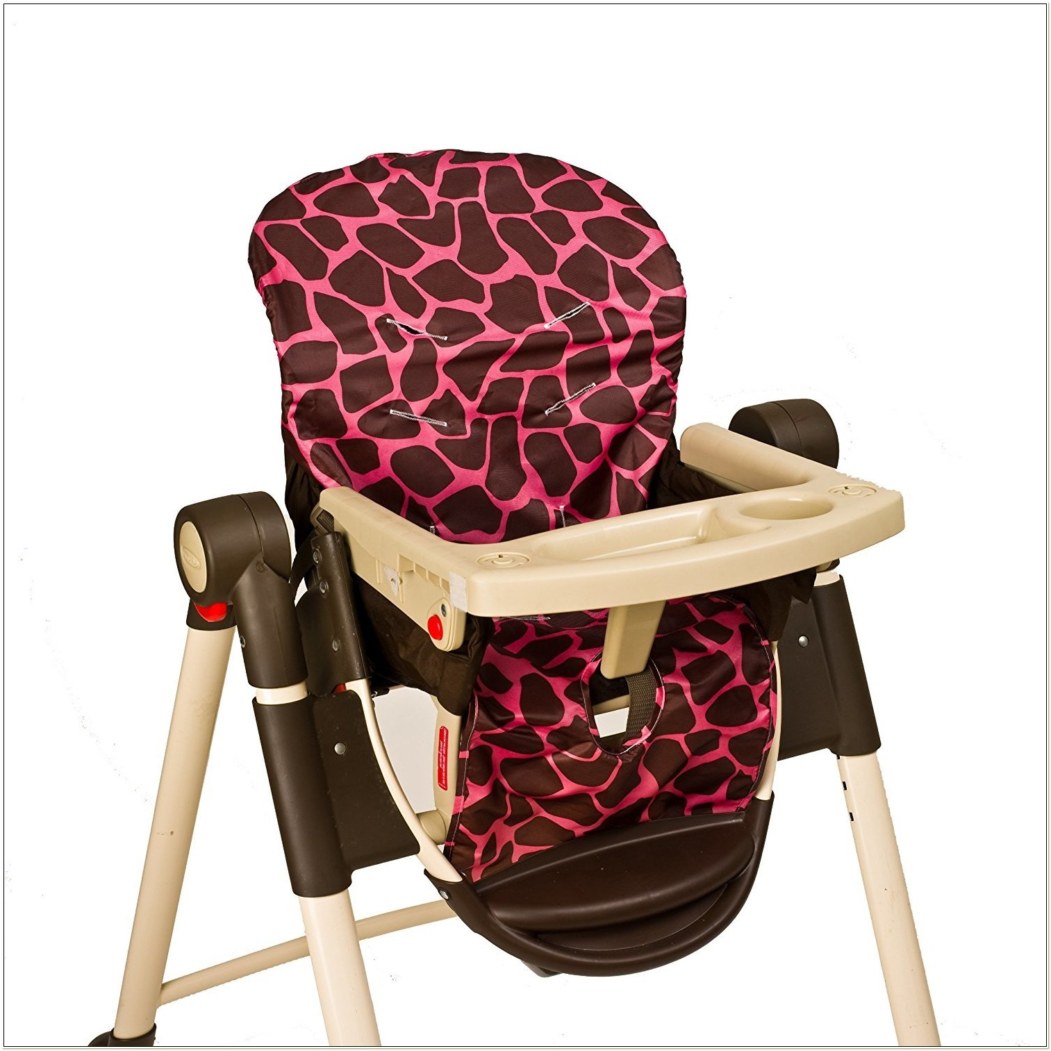 Nojo Jungle Babies High Chair Cover