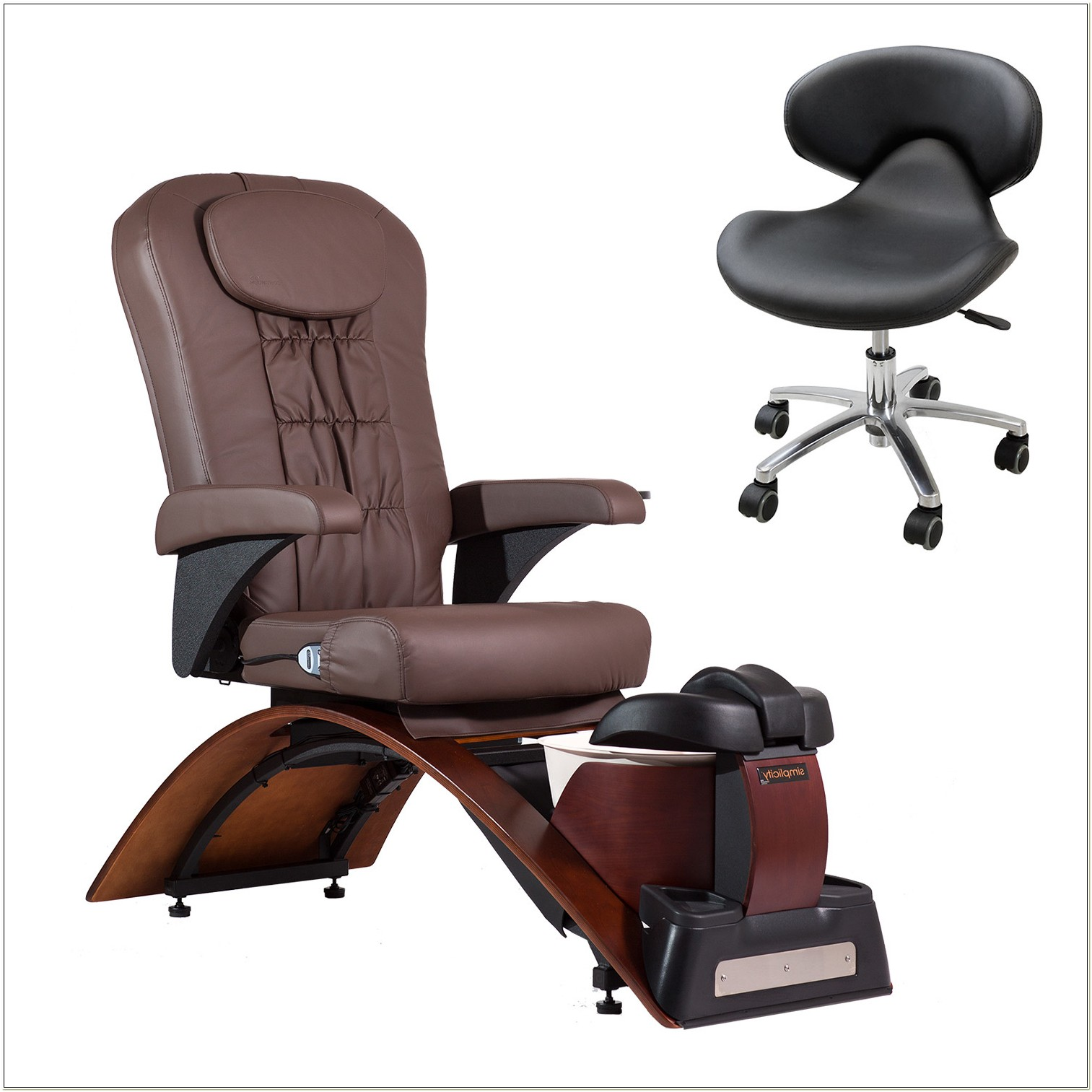 Non Plumbed Pedicure Chairs