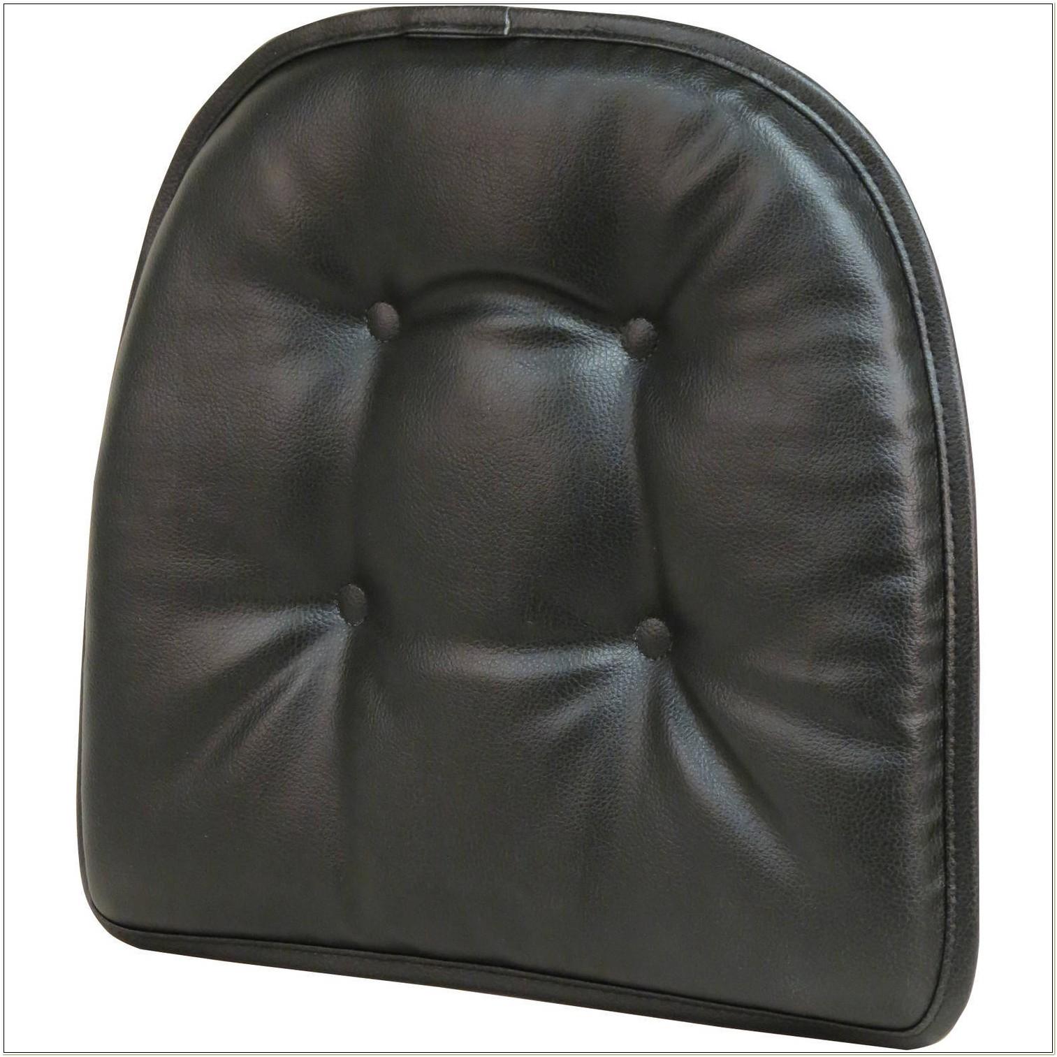 Non Slip Chair Pads Black