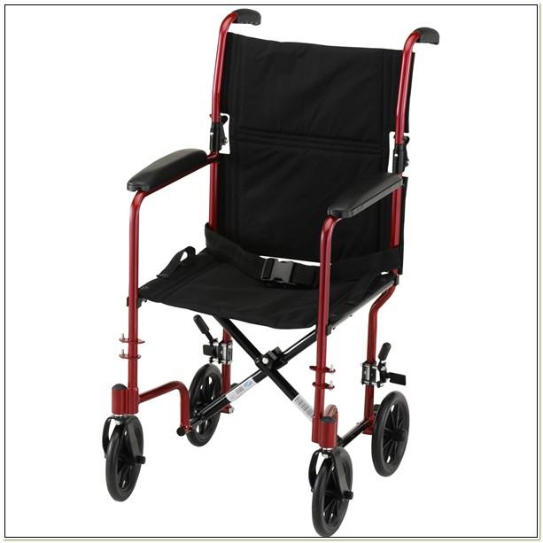 Nova Ortho Med Transport Chair
