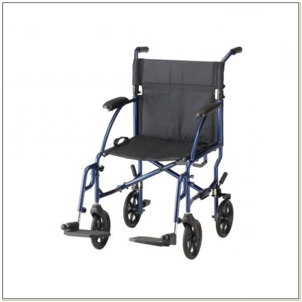 Nova Ultralight Transport Chair