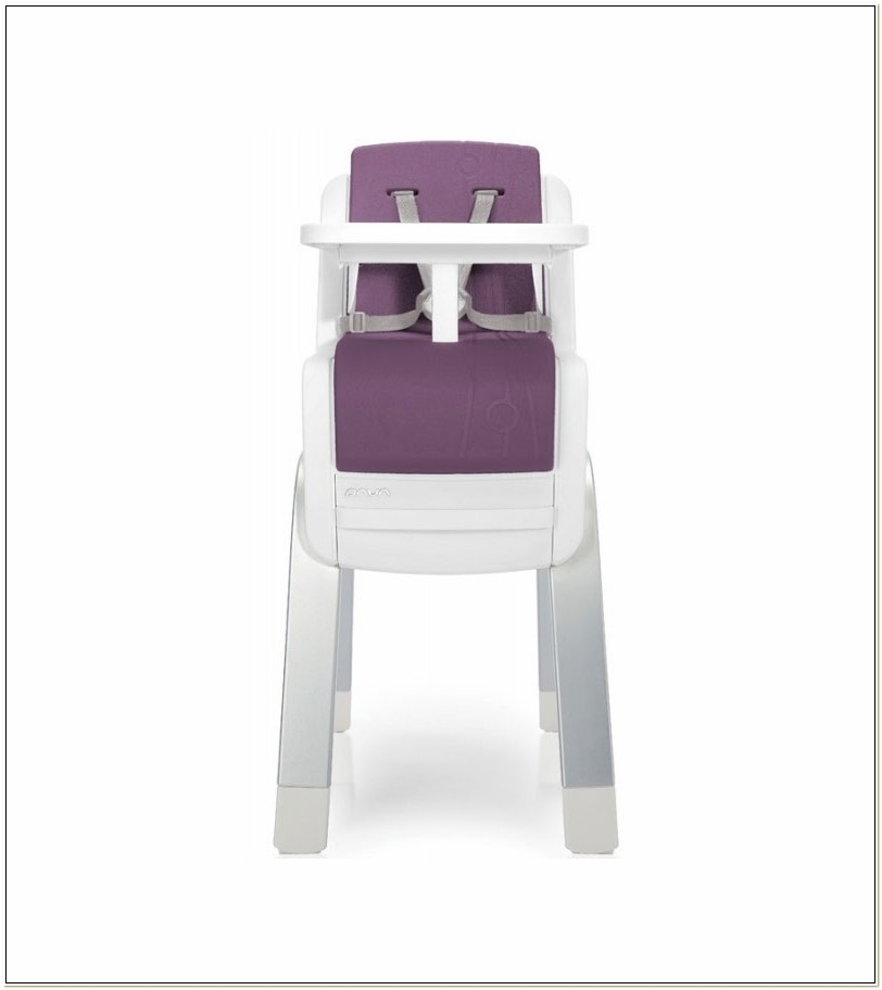 Nuna Zaaz High Chair Plum