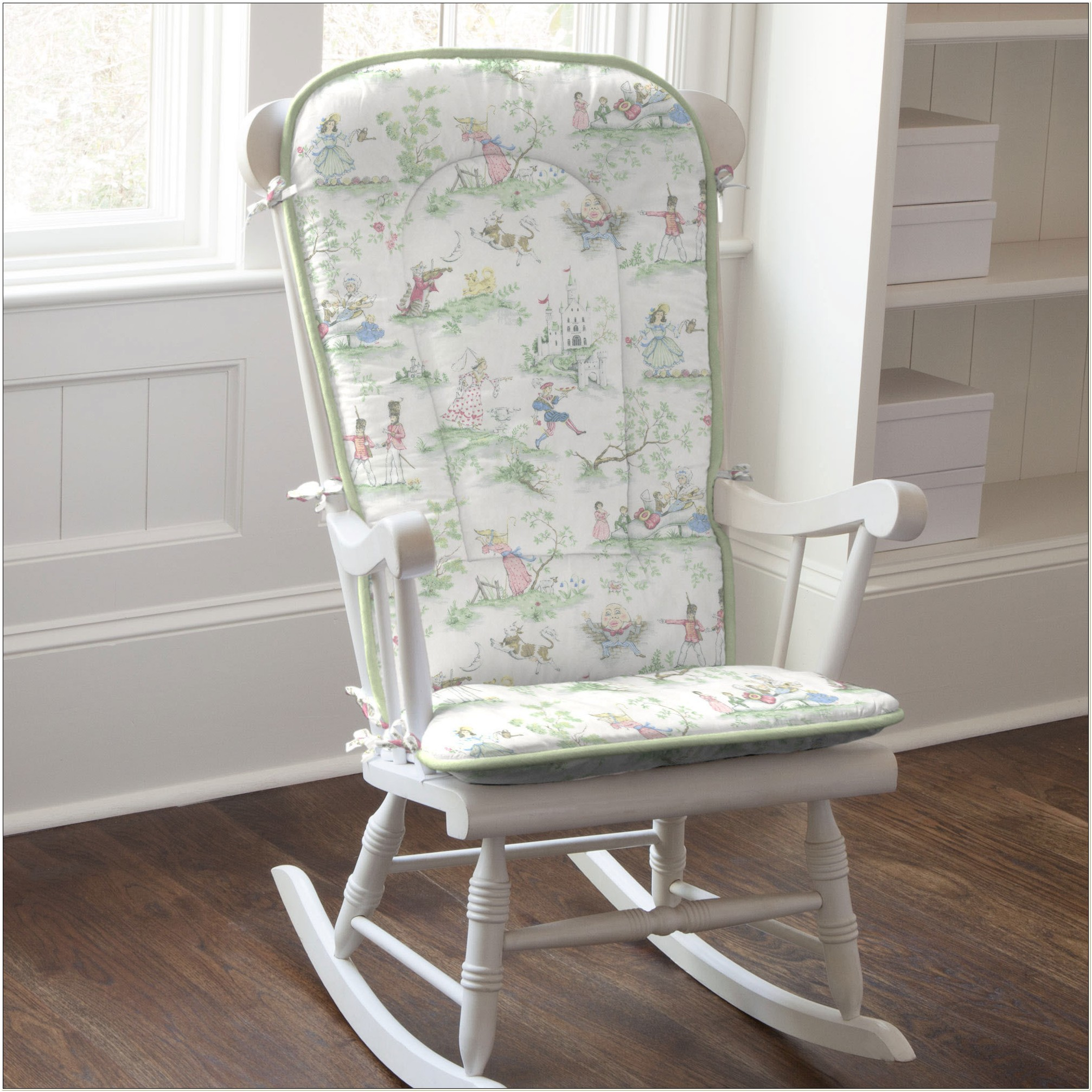 Nursery Rocking Chair Covers