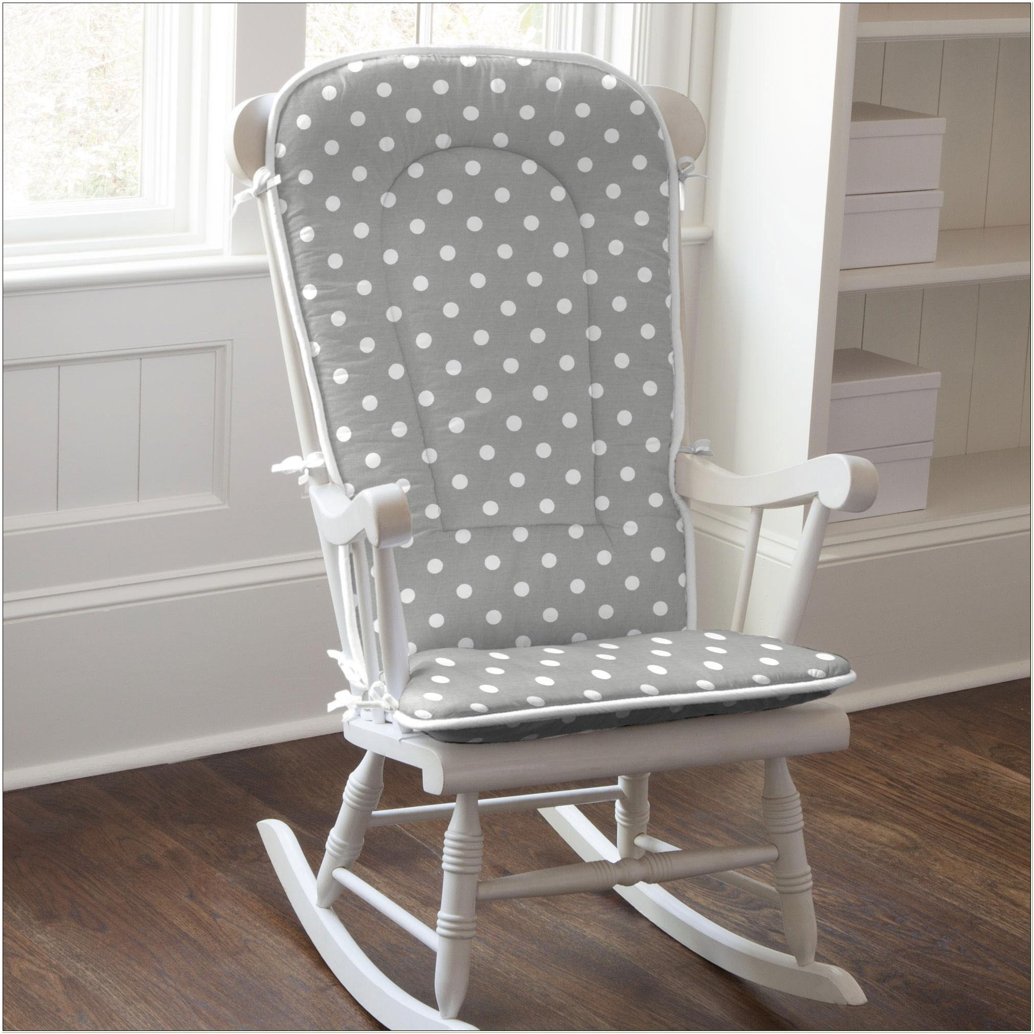 Nursery Rocking Chair Pads