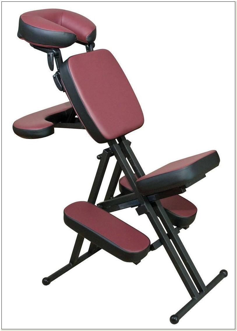 Oakworks Portal Light Portable Massage Chair