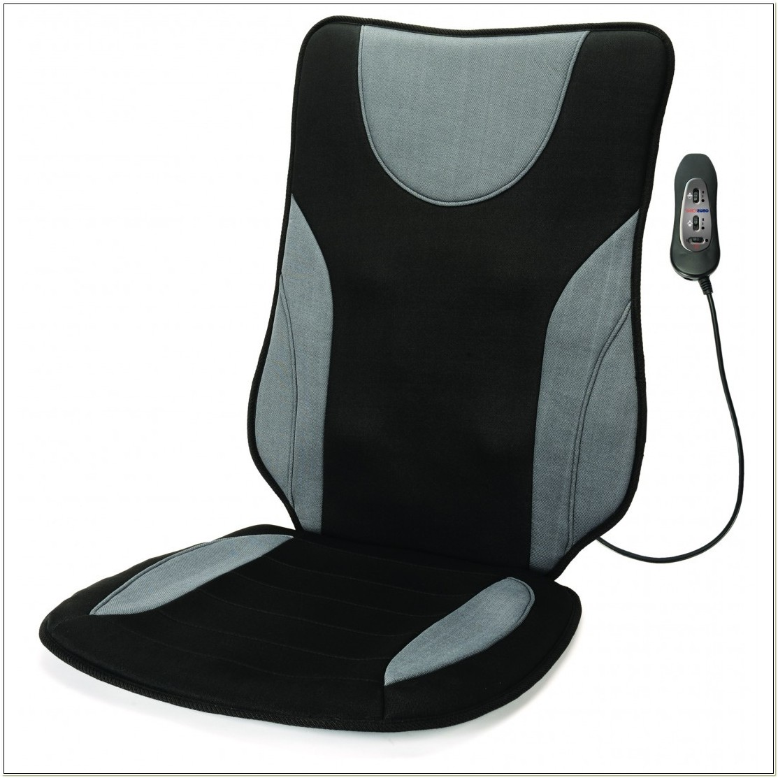 Obusforme By Homedics Massage Chair Cushion