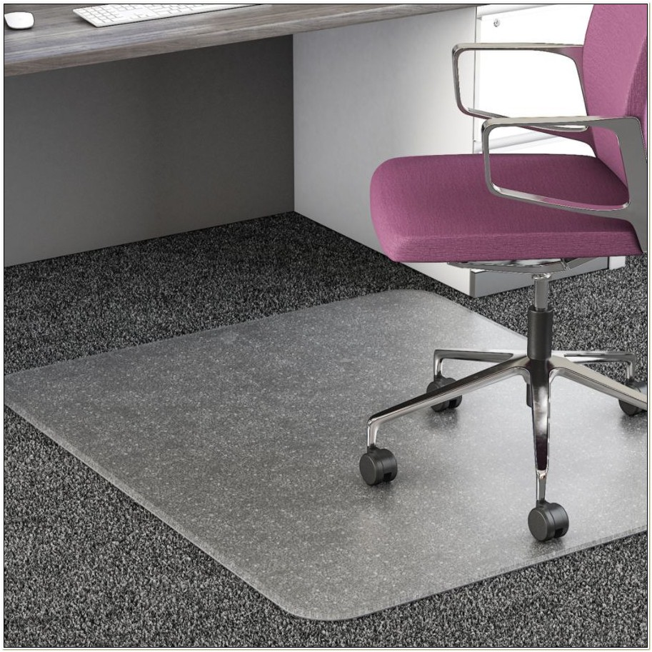 Office Chair Floor Mat Carpet Protector
