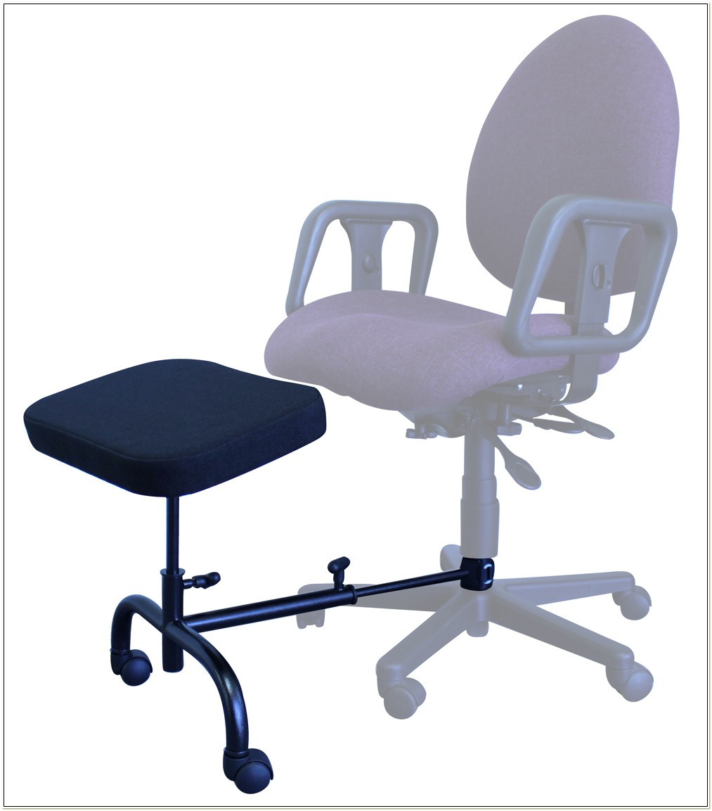 Office Chair Footrest Attachment