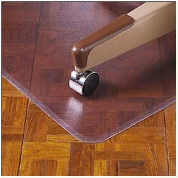 Office Chair Hardwood Floor Protector