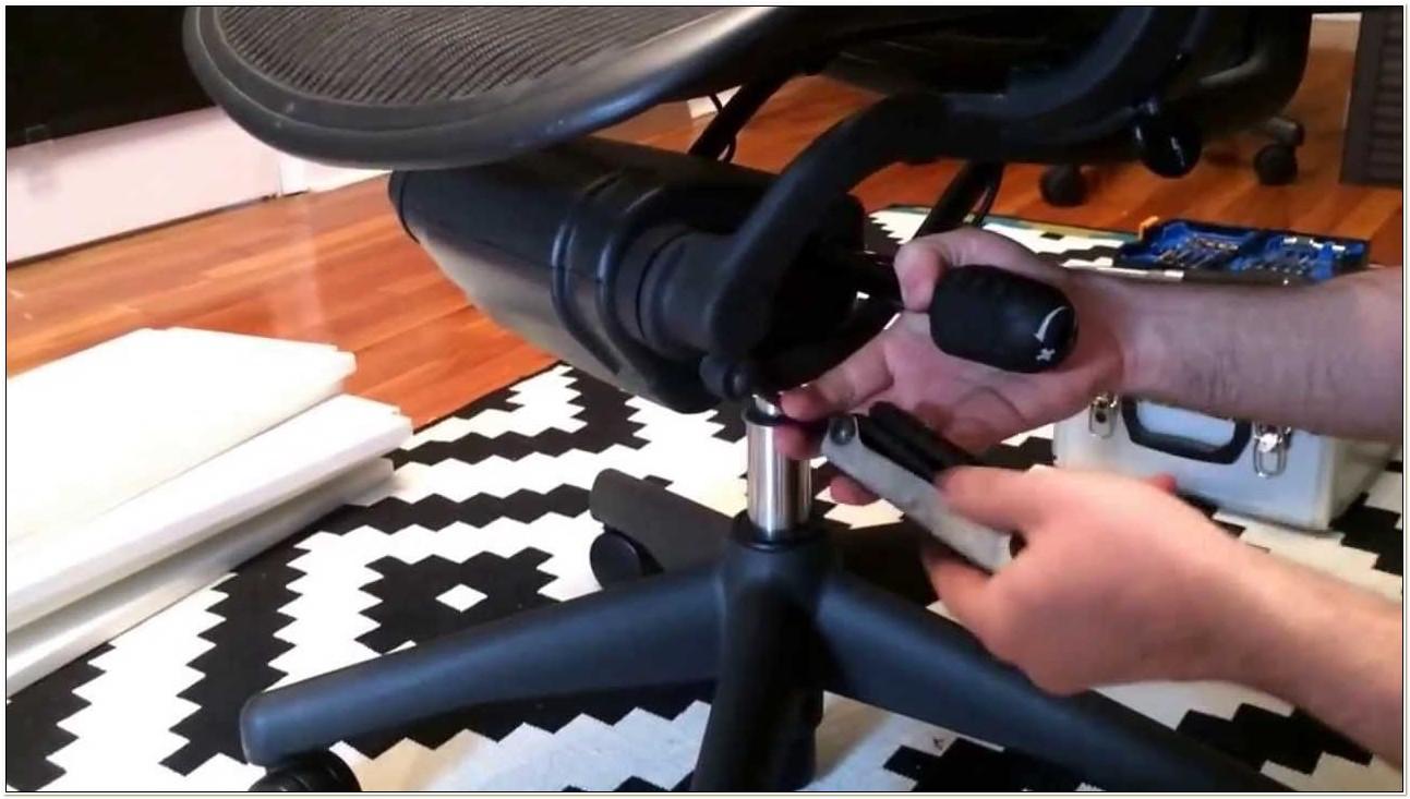 Office Chair Tilt Mechanism Broken