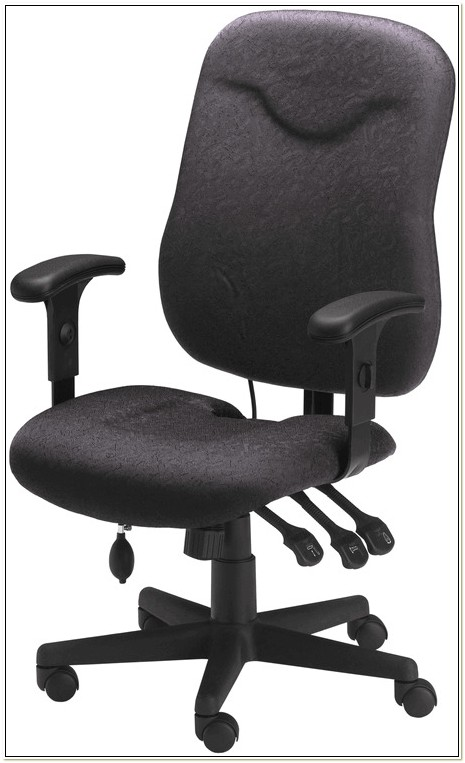 Office Chair With Tailbone Cut Out