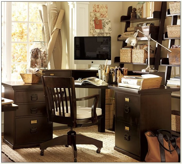Office Desk Furniture Pottery Barn