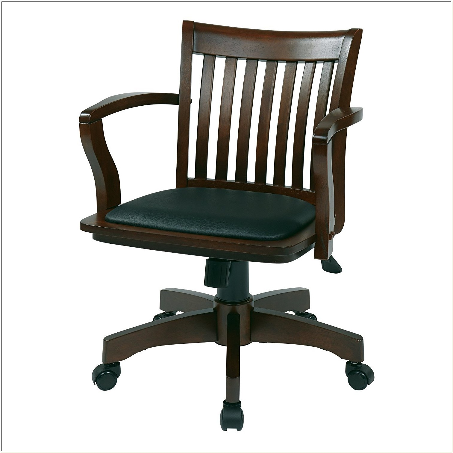 Office Star Bankers Chair With Padded Seat
