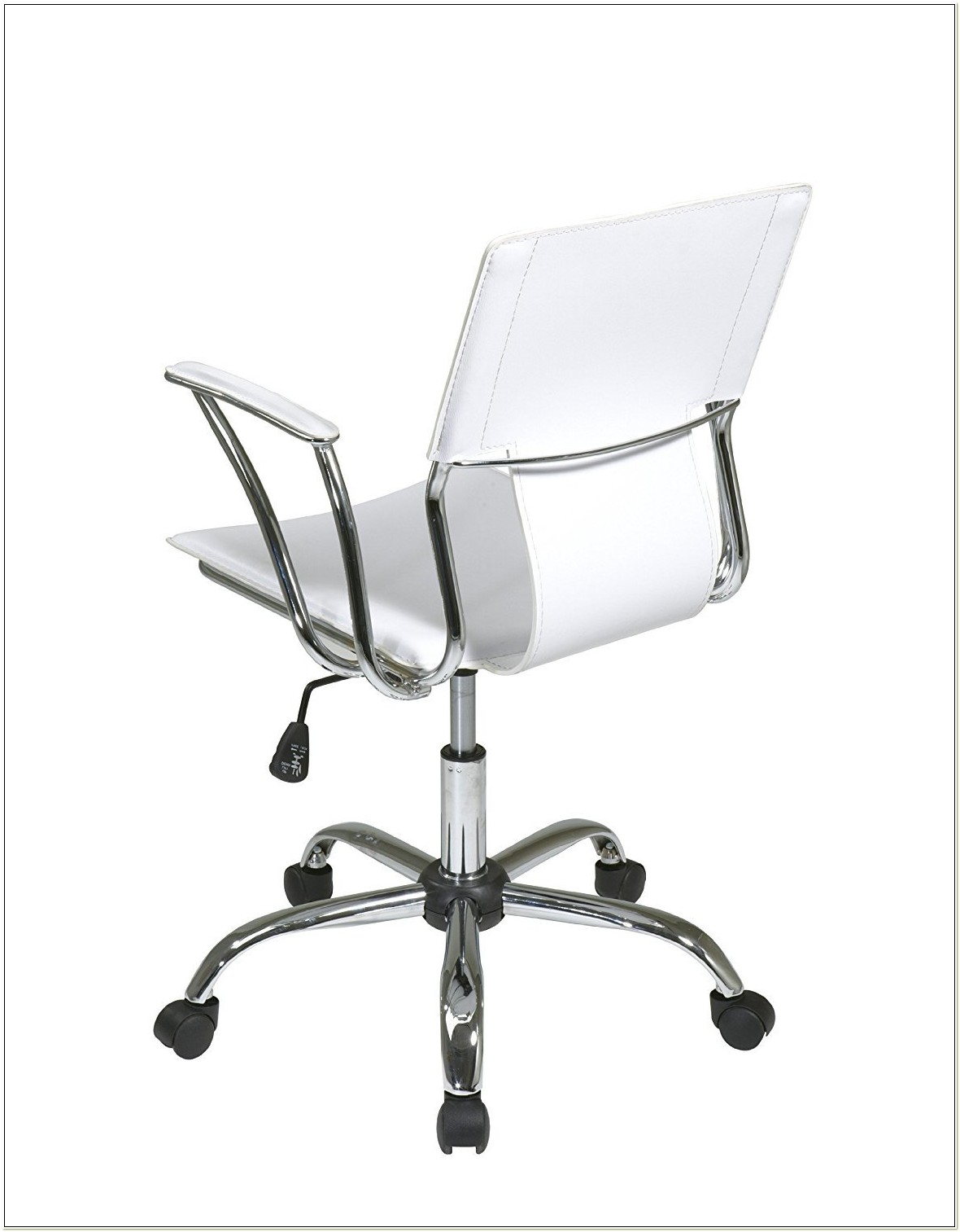 Office Star Dorado Office Chair White