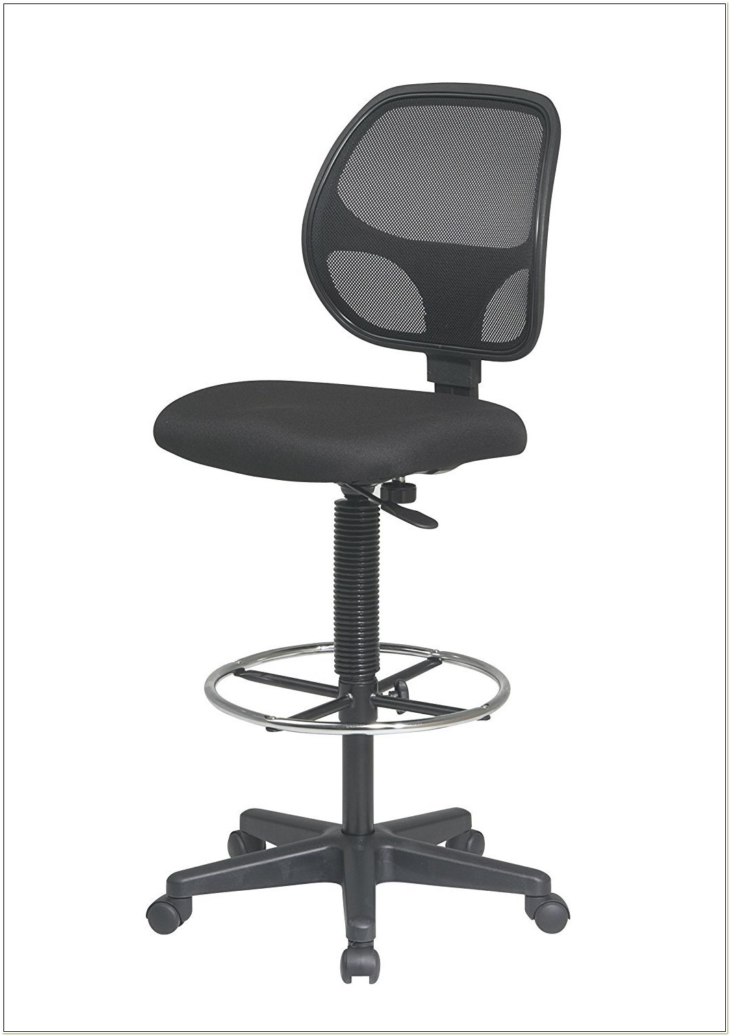 Office Star Ergo Drafting Chair Black